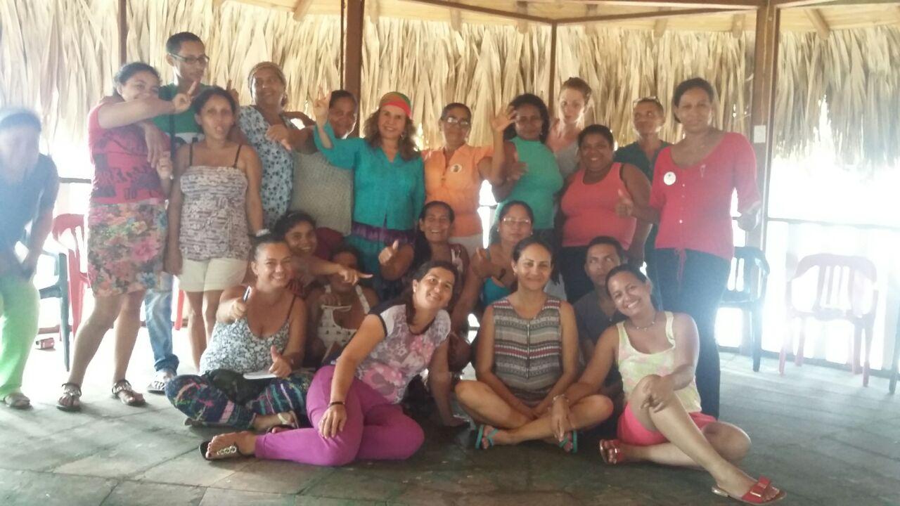 Mujeres, reconciliación y construcción de Paz en Colombia